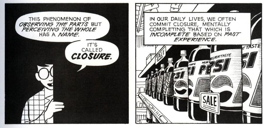 Scott McCloud - Closure